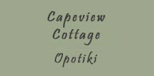 CAPEVIEW COTTAGE OPOTIKI